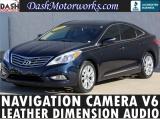 Hyundai Azera Limited Navigation Camera Cooled Seats 2013