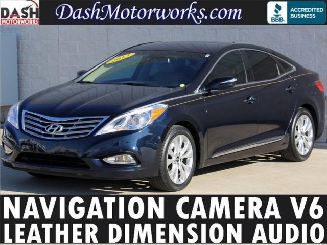 2013 Hyundai Azera Limited Navigation Camera Cooled Seats