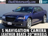 Chrysler 300S Navigation Camera Nappa Leather 2014