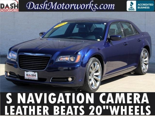 2014 Chrysler 300S Navigation Camera Nappa Leather