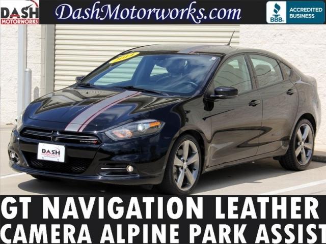 Alpine Texas Auto Sales >> 2014 Dodge Dart Gt Navigation Camera Leather Alpine Houston Best