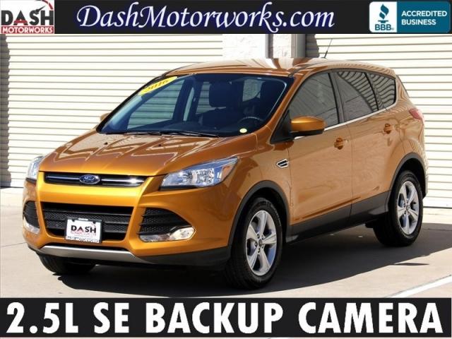 2016 Ford Escape SE Camera Auto