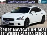 Nissan Maxima SV Sport Navigation Bose Camera Xenons 2014