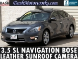 Nissan Altima 3.5 SL V6 Navigation Moonroof Bose Leather  2014