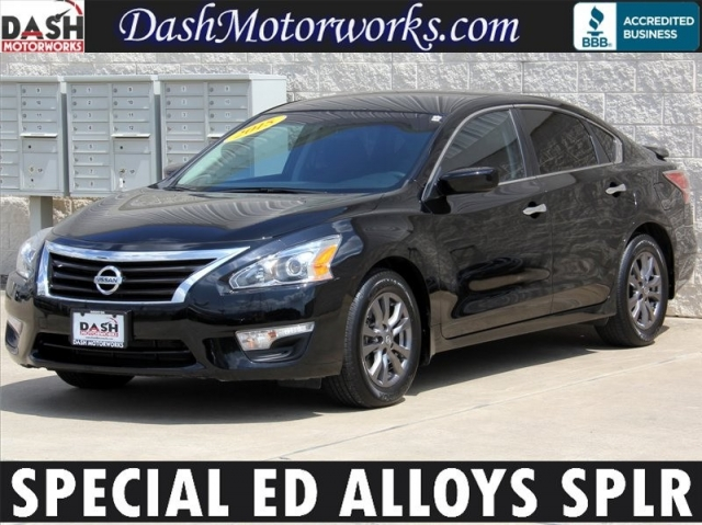 2015 Nissan Altima 2.5 Special Edition Camera Alloys Remote St