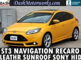Ford Focus ST Navigation Moonroof ST3 2014