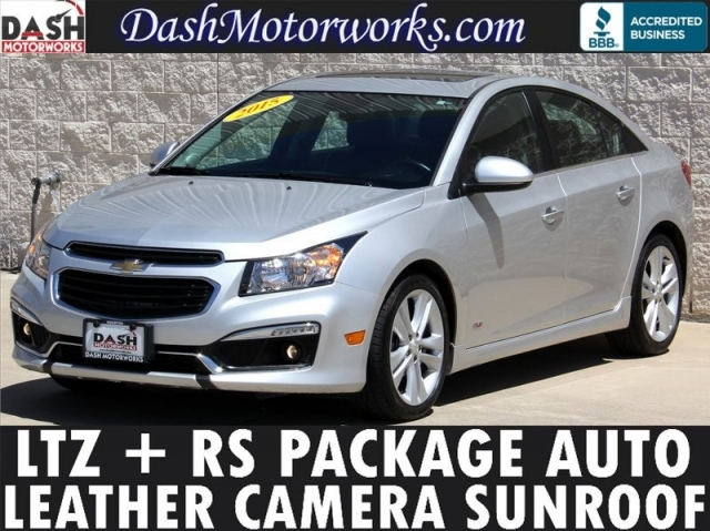 2015 Chevrolet Cruze LTZ RS Package