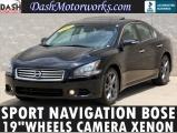 Nissan Maxima SV Sport Navigation Bose Camera Xenons 2013