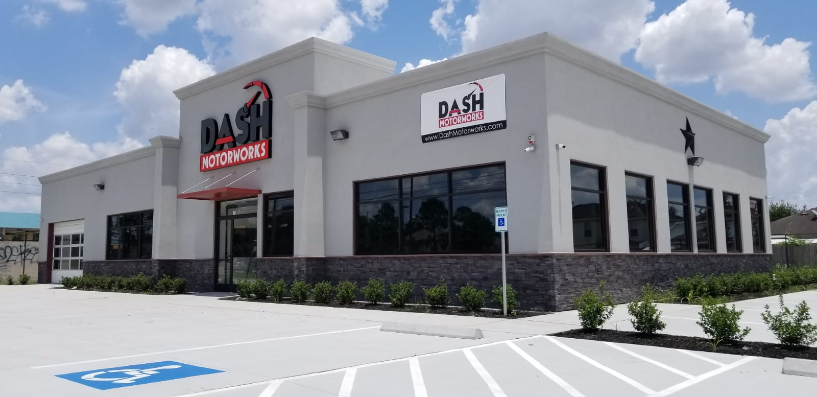 Dash Motorworks Dealership Houston