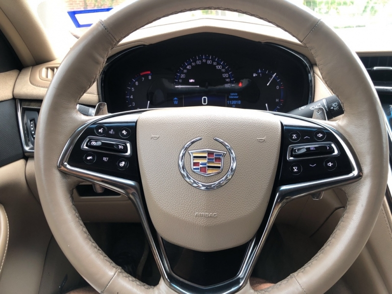 CADILLAC CTS 2014 price $12,988