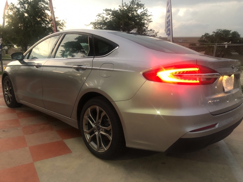 FORD FUSION 2020 price $19,518