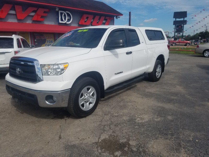 2012 Toyota Tundra Double Cab Sr5 Inventory Drive Out Motors Auto Dealership In Houston Texas