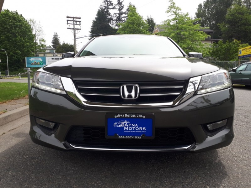 Honda Accord Touring 2014 price $18,995
