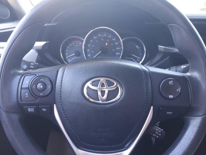 Toyota Corolla 2014 price $10,500