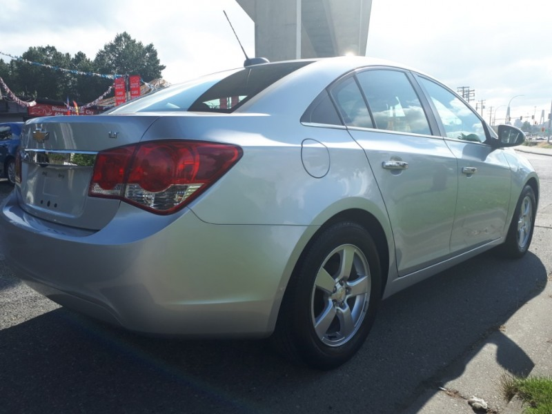 Chevrolet Cruze 2015 price $14,795