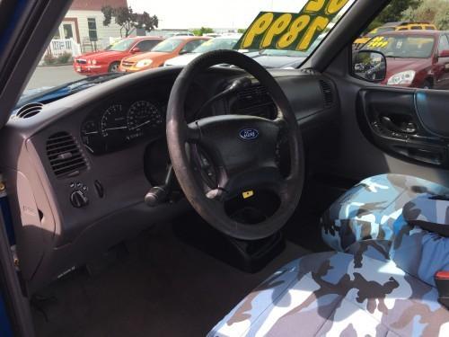Ford Ranger 2002 price $6,999