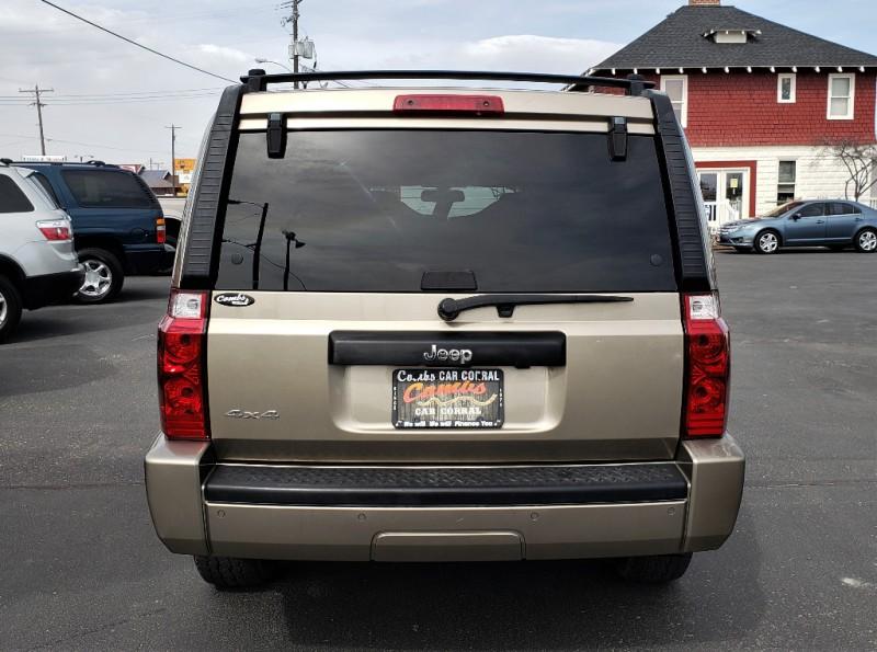 Jeep Commander 2006 price $7,999