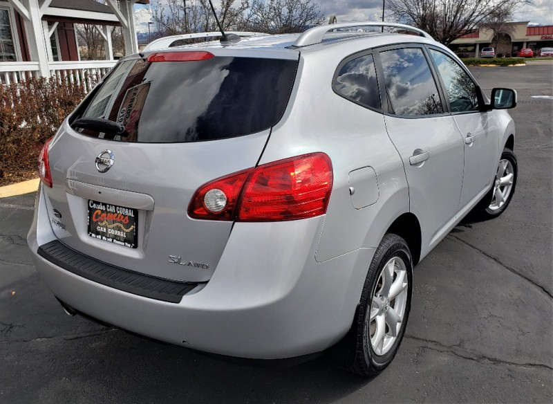 Nissan Rogue 2008 price $7,999