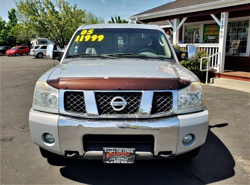 Nissan Titan 2005 price $8,999
