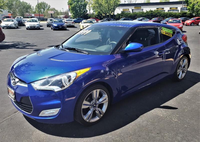 Hyundai Veloster 2012 price $10,999