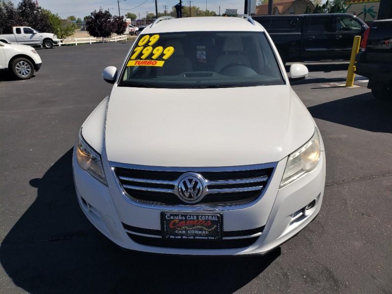 Volkswagen Tiguan 2009 price $6,999