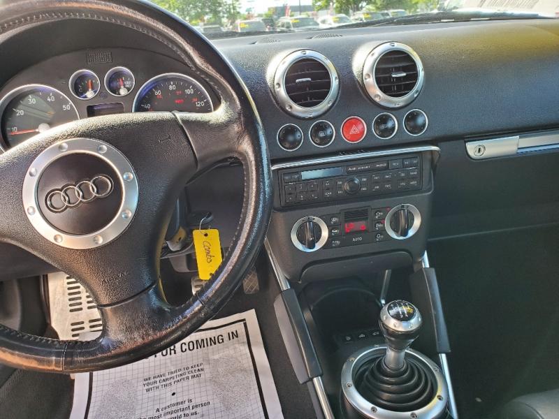 Audi TT 2001 price $5,999