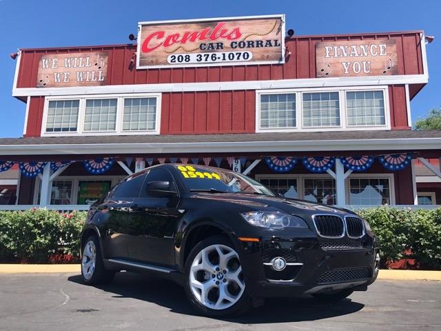 BMW X6 2008 price $12,999
