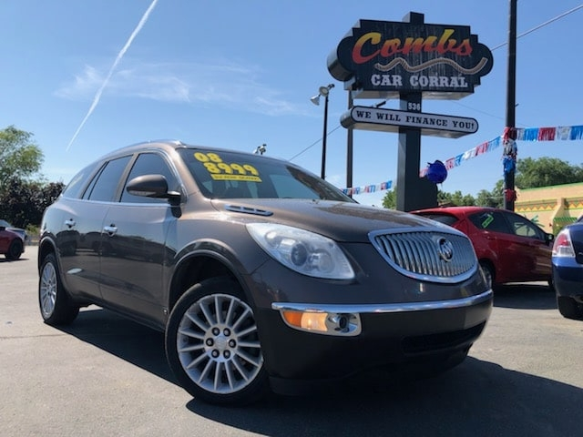 Buick Enclave 2008 price $6,999