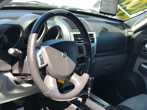 Dodge Nitro 2009 price $10,999