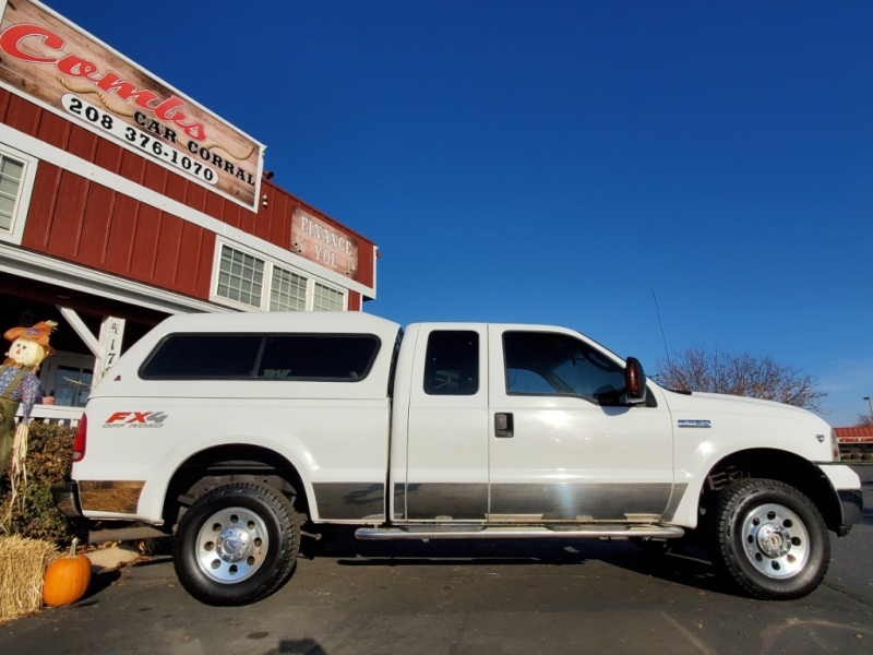 Ford Super Duty F-250 2006 price $12,999