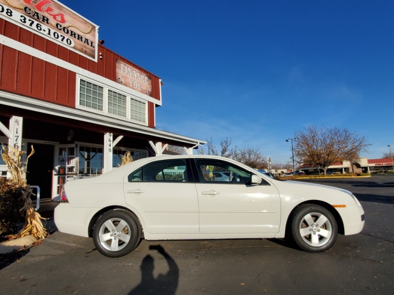 Ford Fusion 2008 price $7,999