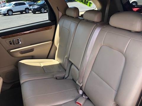 Suzuki XL 7 2008 price $7,999
