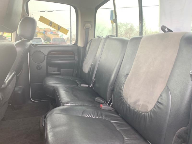 Dodge Ram 2500 2003 price $9,999
