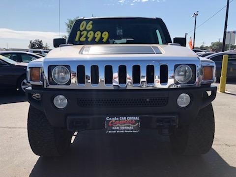 Hummer H3 2006 price $10,999