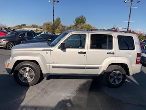 Jeep Liberty 2008 price $7,999
