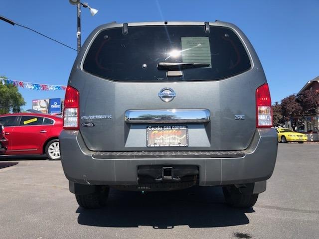 Nissan Pathfinder 2007 price $8,499