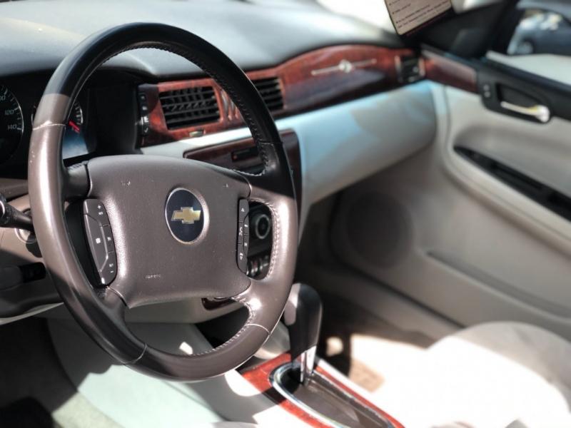 Chevrolet Impala 2010 price $6,499