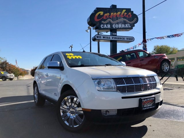 Lincoln MKX 2008 price $9,999