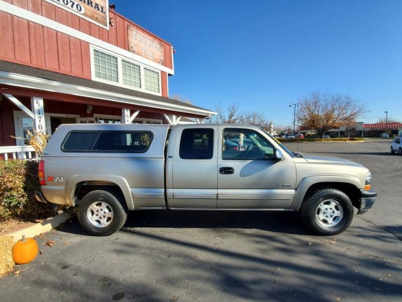 Chevrolet Silverado 1500 2001 price $8,999