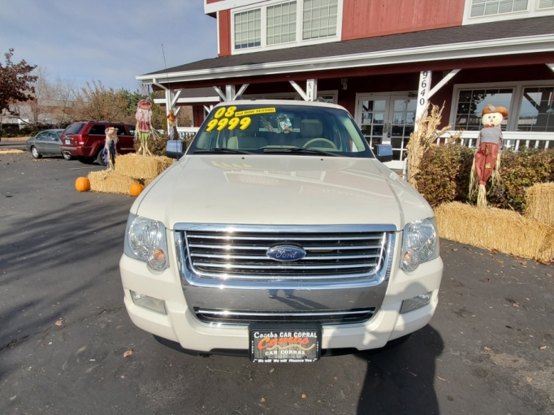 Ford Explorer 2008 price $9,999