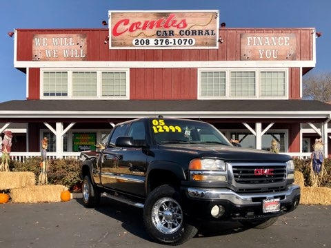 GMC Sierra 2500HD 2005 price $12,999