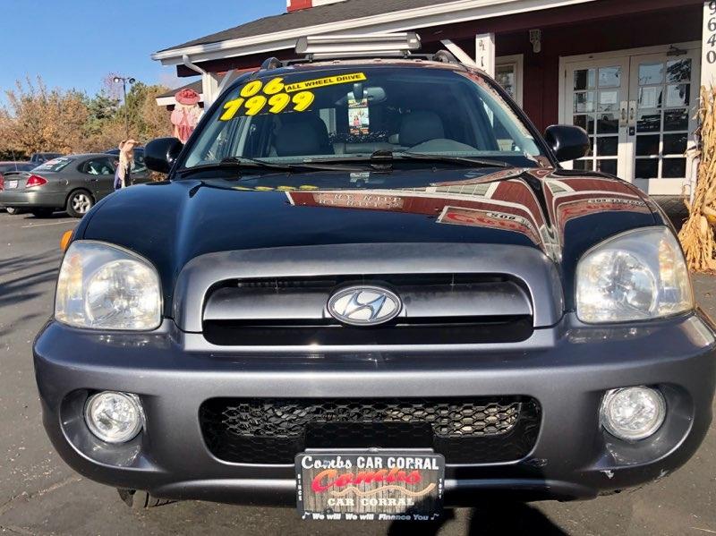 Hyundai Santa Fe 2006 price $7,999
