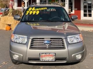 Subaru Forester 2006 price $7,999