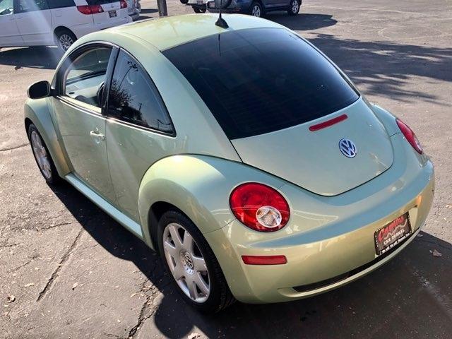Volkswagen New Beetle Coupe 2006 price $5,999