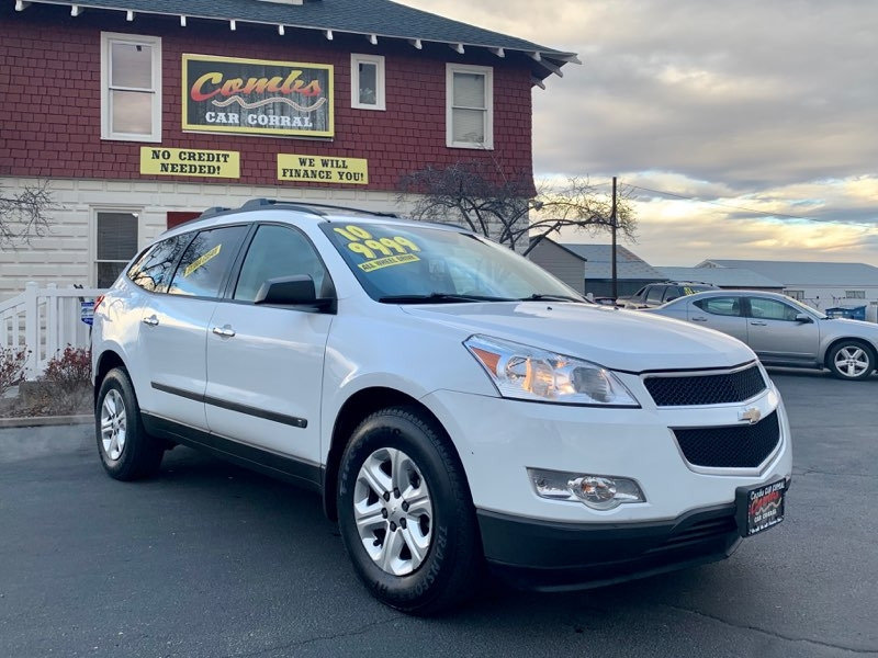 Chevrolet Traverse 2010 price $9,999