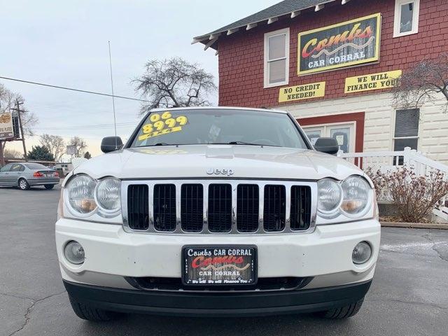 Jeep Grand Cherokee 2006 price $8,999