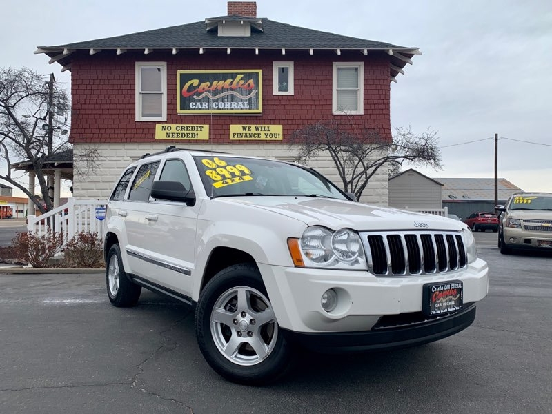 Jeep Grand Cherokee 2006 price $8,999