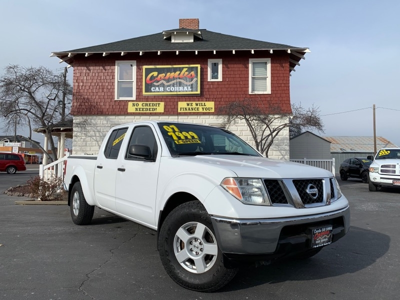 Nissan Frontier 2007 price $7,999