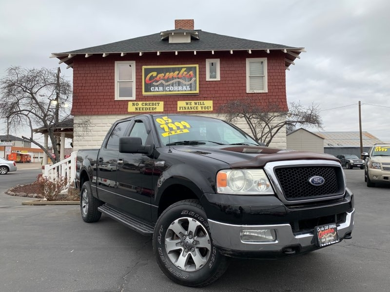 Ford F-150 2005 price $7,999