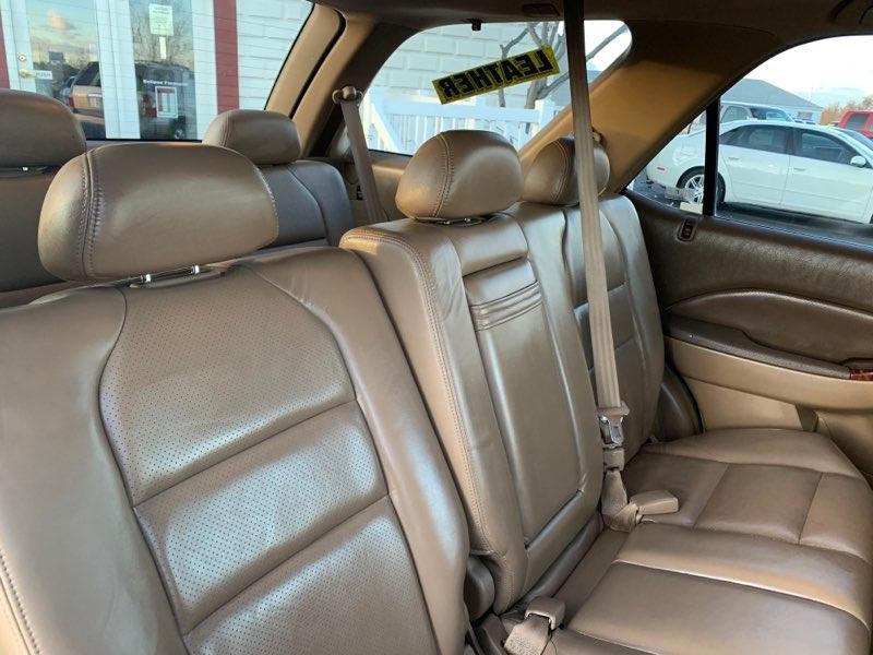 Acura MDX 2001 price $5,999